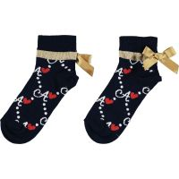 Girls A*Dee Circus Mania Collection Madeline Socks S212906