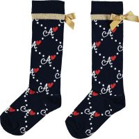 Girls A*Dee Circus Mania Collection Madonna Socks S212907