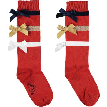 Girls A*Dee Circus Mania Collection Malin Socks S212908