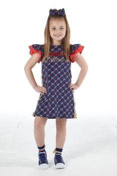 Girls A*Dee Circus Mania Collection Meena Dress S212704