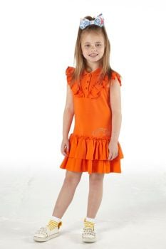 Girls A*Dee Porto In The Sun Collection Lauryn Dress S211704