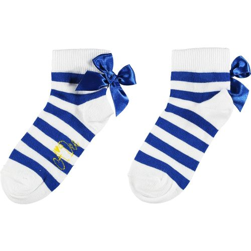 PRE ORDER SS21 Girls A*Dee Porto In The Sun Collection Libby Socks S211903
