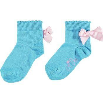 Girls A*Dee Rainbows and Unicorns Collection Nic Socks S213915