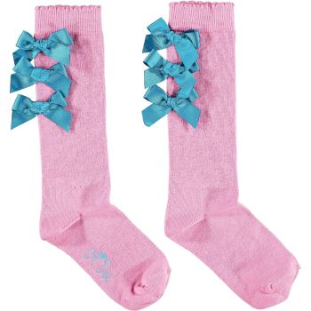 Girls A*Dee Rainbows and Unicorns Collection Nox Socks S213914