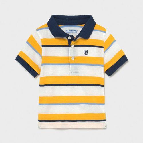 Boys Mayoral Polo Shirt 1107 Mango