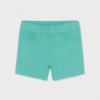 Boys Mayoral Shorts 206 - Aqua 11