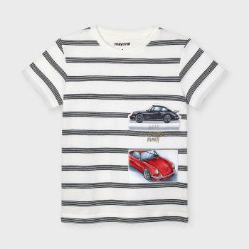 Boys Mayoral T Shirt 3029 Vynil