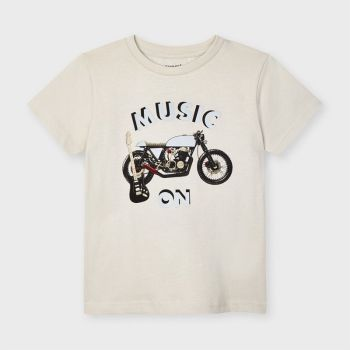 Boys Mayoral T Shirt 3049 Tapicoa