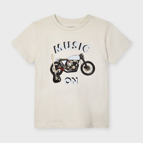 Boys Mayoral T Shirt 3049 Tapicoa