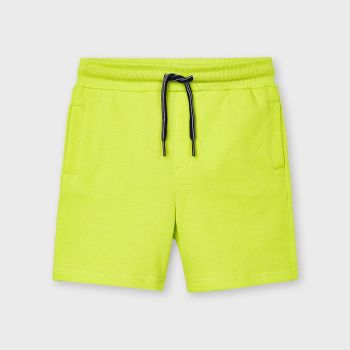 Boys Mayoral Shorts 611 Lemongrass
