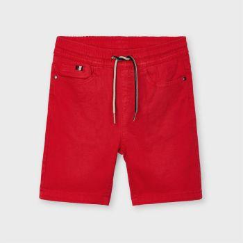 Boys Mayoral Shorts 3238 Red 91