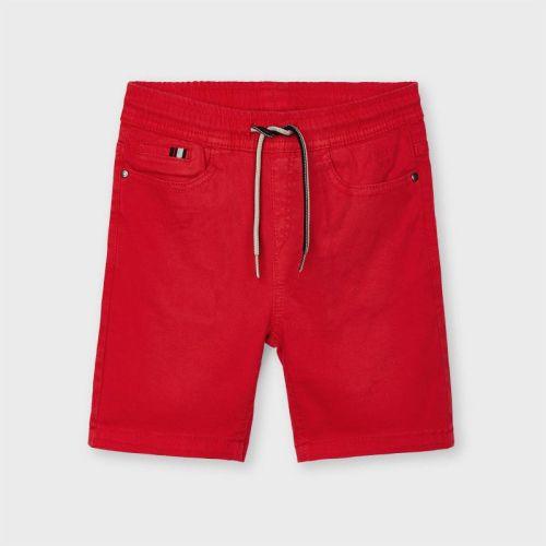 Boys Mayoral Shorts 3228 Red 91