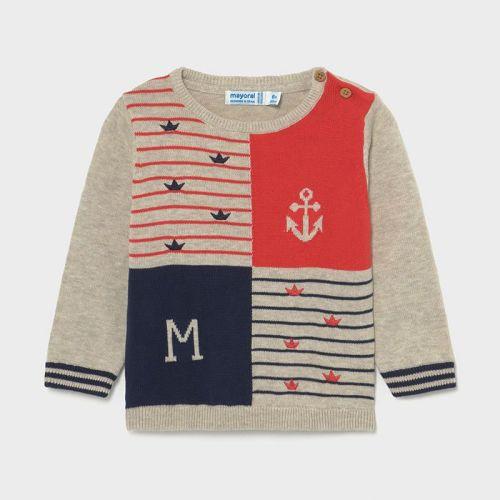 Boys Mayoral Sweater 1338 Canvas 08