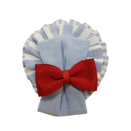 PRE ORDER SS21 Girls Miranda Red, White and Blue Headband 288