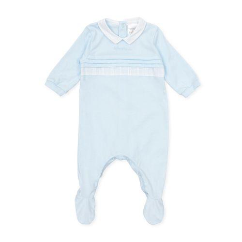 PRE ORDER SS21 Boys Tutto Piccolo Babygrow 1084