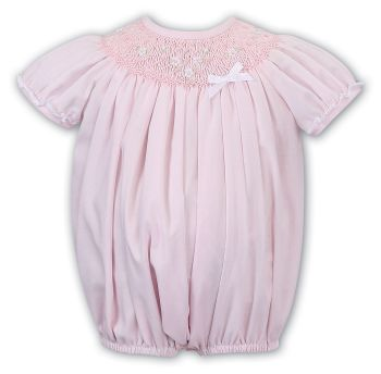 Girls Sarah Louise Heritage Collection Romper C6004NS