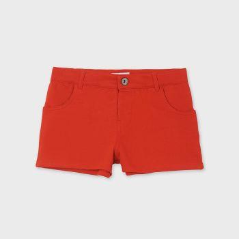Girls Mayoral Shorts 6276 Poppy