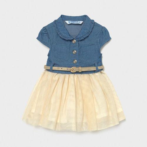 Girls Mayoral Dress 1989