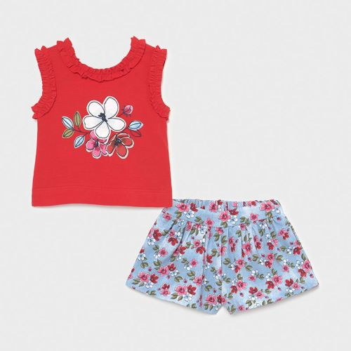 Girls Mayoral Shorts Set 1228