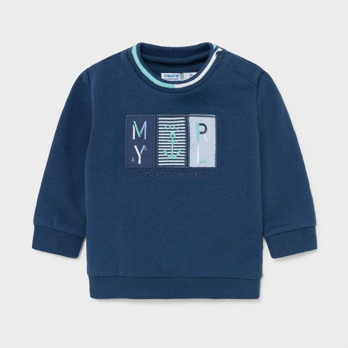 Boys Mayoral Sweater 1401 Blue