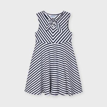 Girls Mayoral Dress 3938 Ink