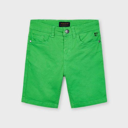 Boys Mayoral Shorts 202 Green