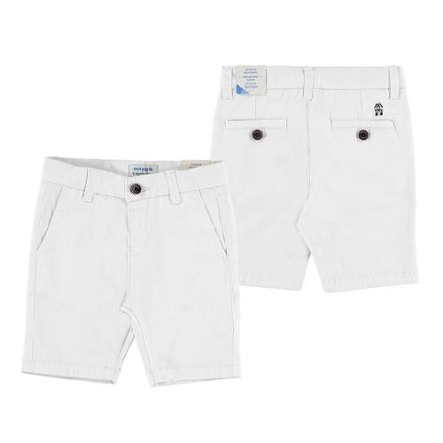 Boys Mayoral Shorts 202 White