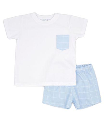Boys Rapife Set 4350S21 Blue