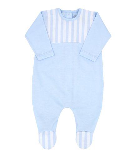 Boys Rapife Babygrow 4404S21 Blue