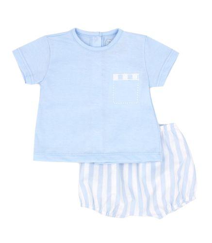 Boys Rapife Set 4414S21 Blue
