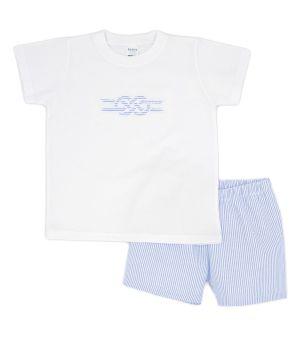 Boys Rapife Set 4650S21 Blue