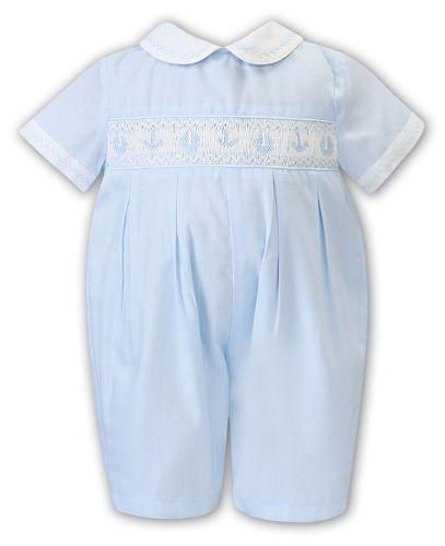 Boys Sarah Louise Outfit 012201 Blue