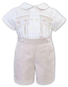 Boys Sarah Louise Outfit 012210
