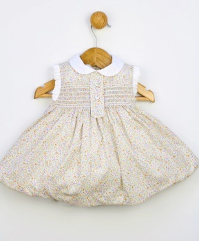 Girls Popys Floral Dress 24259