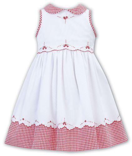 Girls Sarah Louise Dress 012321