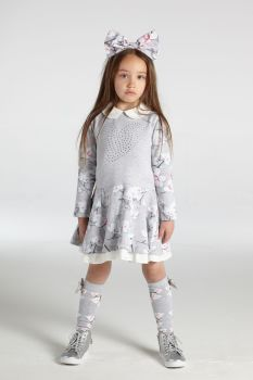 Girls A*Dee Princess Dress W211701