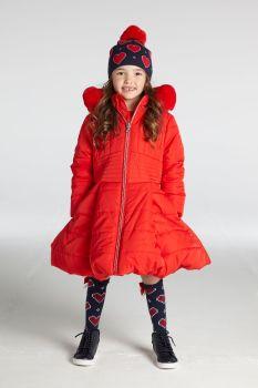 Girls A*Dee Ruby Coat W212203