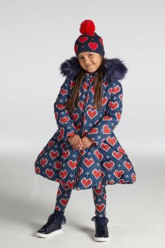 Girls A*Dee Reagan Coat W212204