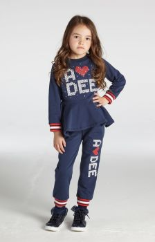 Girls A*Dee Royalty Tracksuit W212507
