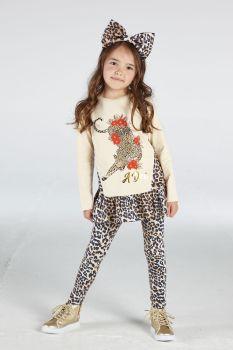 Girls A*Dee Tiffany Leggings Set W214513