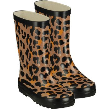 Girls A*Dee Wellies W215103 Leopard