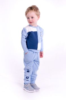 Boys Mitch & Son Piccadily Tracksuit MS21405