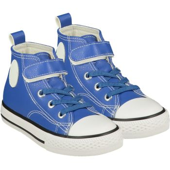 Boys Mitch & Son Trainers MS21901 Royal Blue