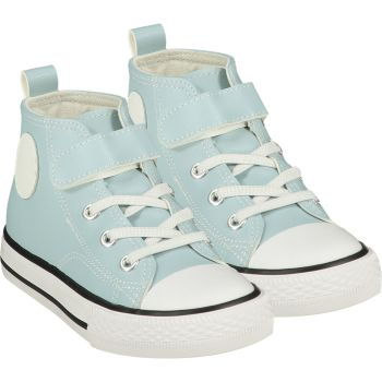 Boys Mitch & Son Trainers MS21901 Pale Blue