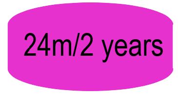 24m/2 years