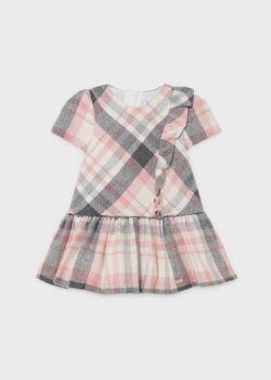 Girls Mayoral Dress 2906 Rose 37