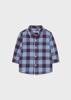 Boys Mayoral Shirt 2146 Bordeaux 64