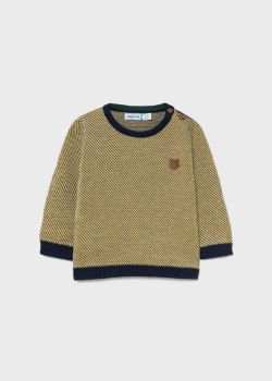 Boys Mayoral Sweater 2375 Gold 56