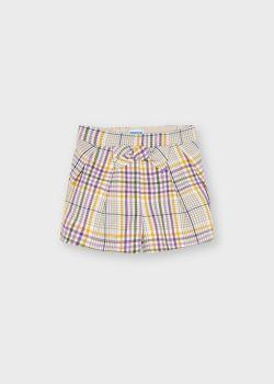 Girls Mayoral Shorts 4209 Lilac 21