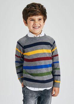 Boys Mayoral Sweater 4359 Metal 43